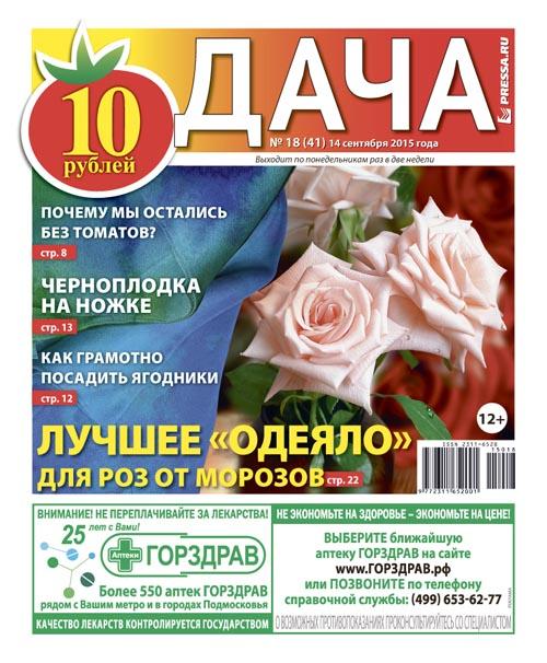 """№18(41). Лучшее """"одеяло"""" для роз от морозов"""