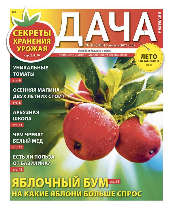 № 15 (183) Яблочный бум